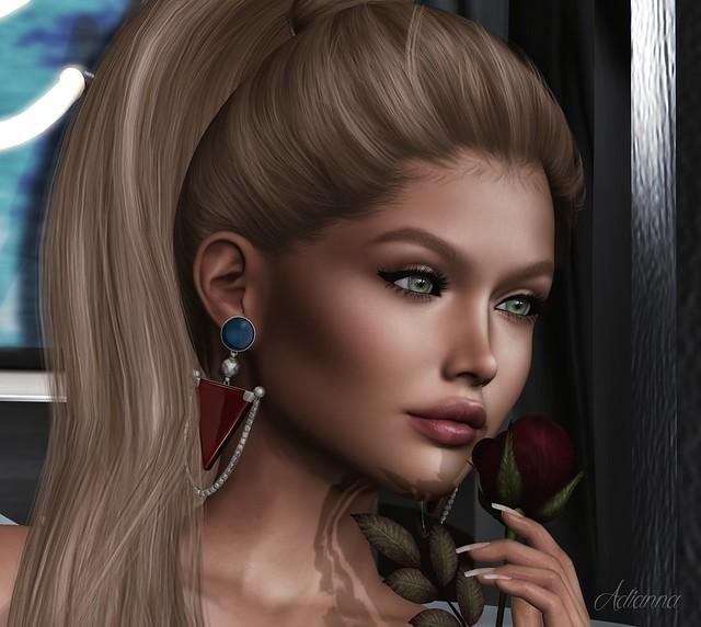 Elma Earrings by Kunglers