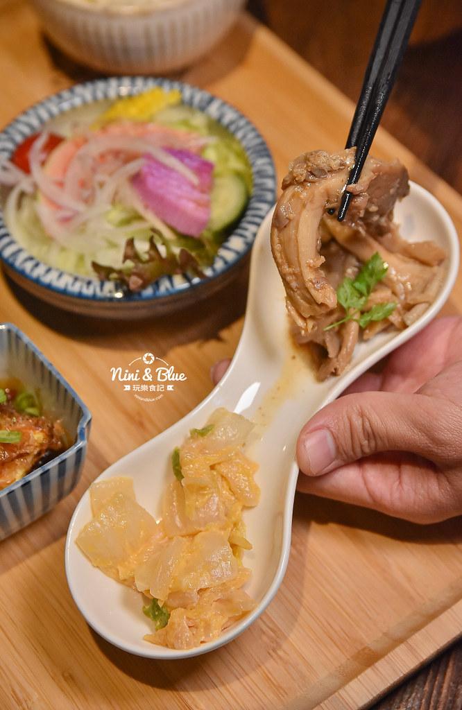 羽笠食事 台中公園 火車站美食18