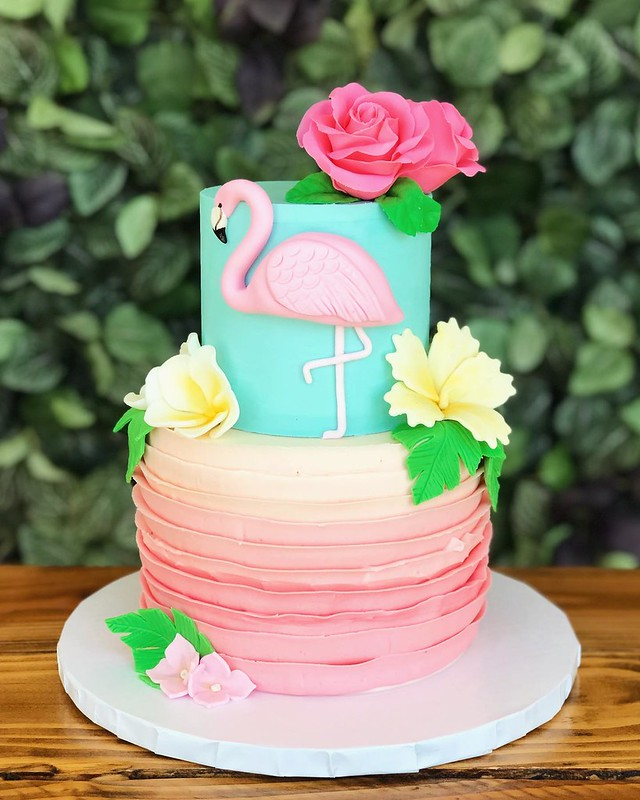 Cake by Wee Little Cakes