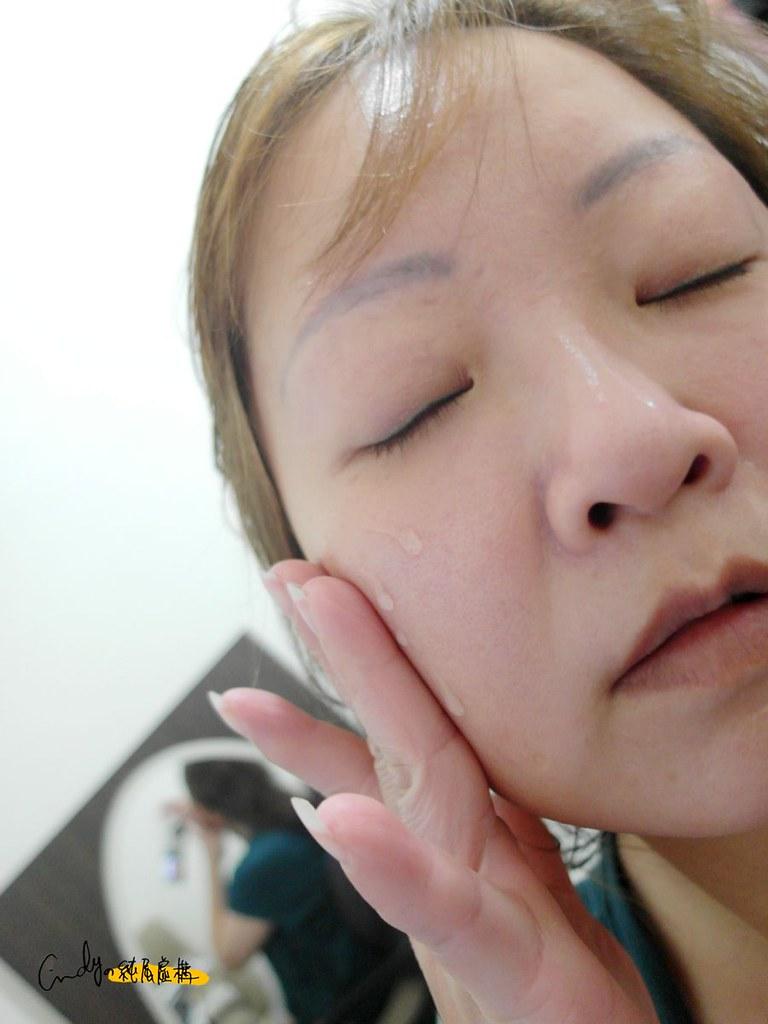 海茴香彈潤保濕氣墊面膜