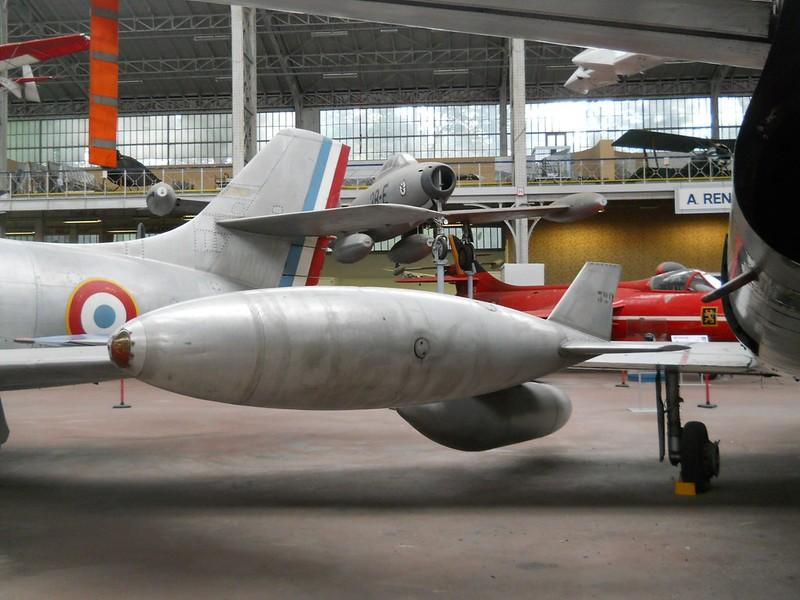 Dassault MD 550 Ouragan