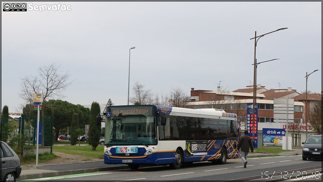Heuliez Bus GX 327 – Tisséo n°0632