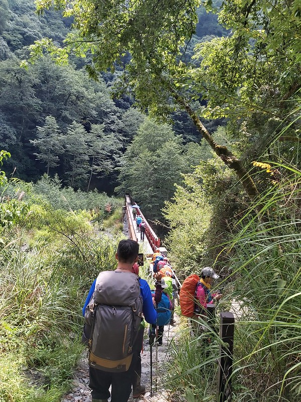 100 Peaks: Mt. Dabajian, Mt. Xiaobabajian, Mt. Jiali, and Mt. Yizhe