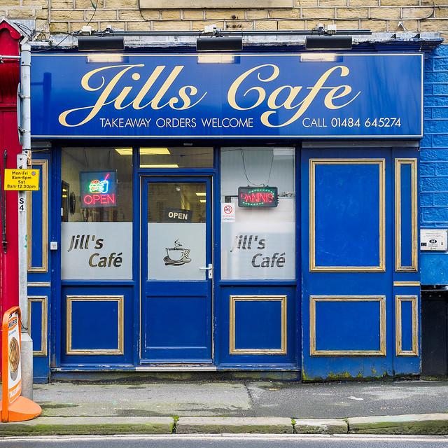 Jills Cafe