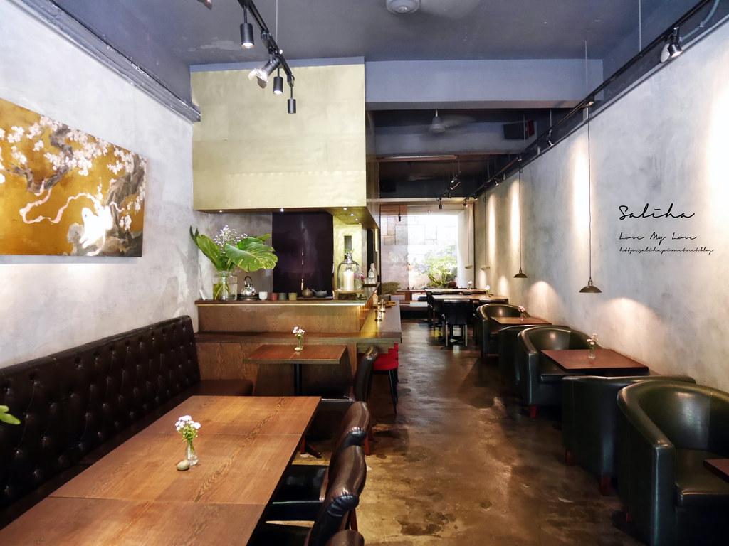 淡水老街素食餐廳推薦之間茶食器氣氛好咖啡廳披薩好吃蔬食甜點下午茶 (3)