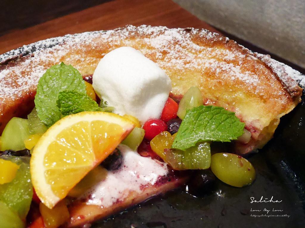 淡水老街素食餐廳之間茶食器咖啡廳下午茶甜點蔬食氣氛好披薩 (1)