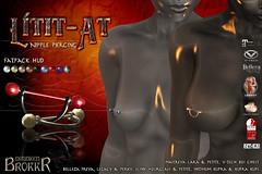 Lítit-At Nipple Piercing FATPACK