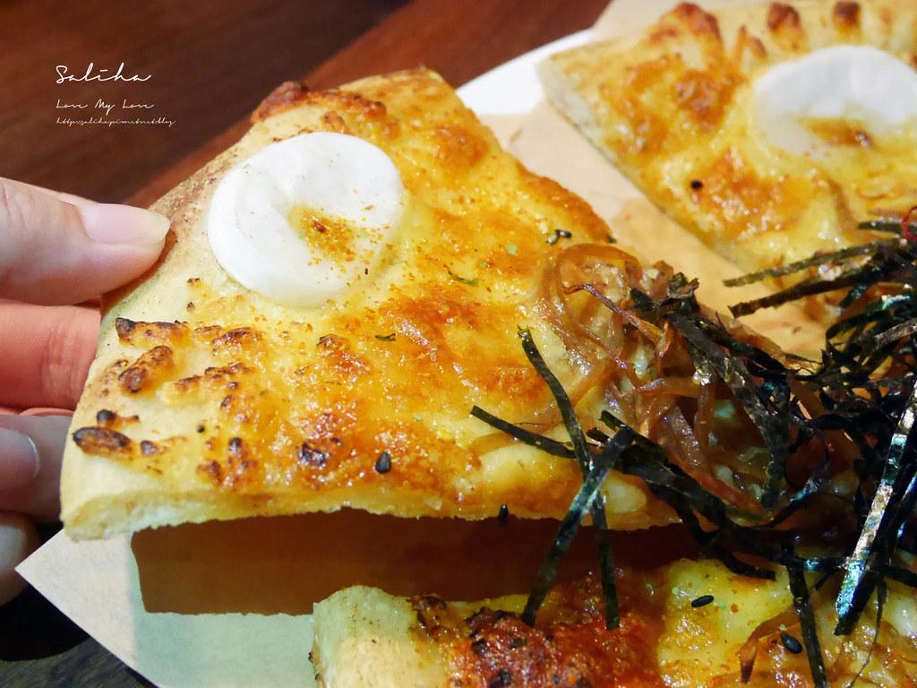 淡水老街ig美食推薦之間茶食器素食料理蔬食披薩義大利麵甜點下午茶咖啡廳 (3)