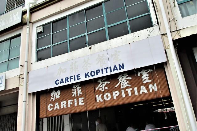 Carfie Kopitian