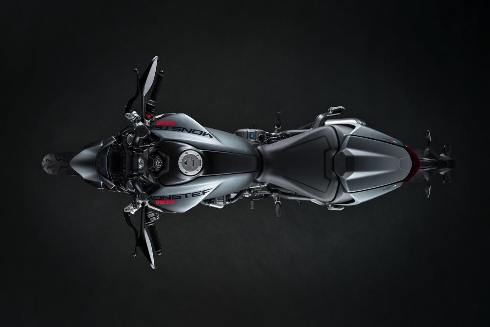 Ducati Monster 2021 Top