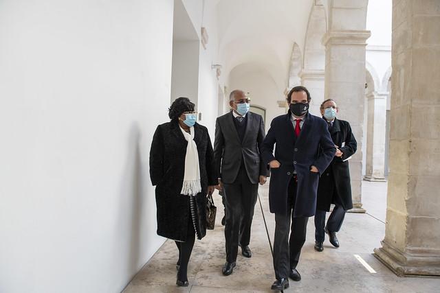 Formação de altos magistrados angolanos na Universidade de Coimbra