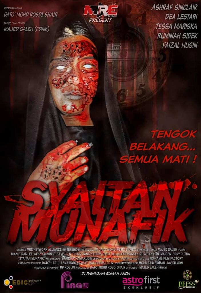 Syaitan Munafik (Tengok Belakang … Semua Mati !)