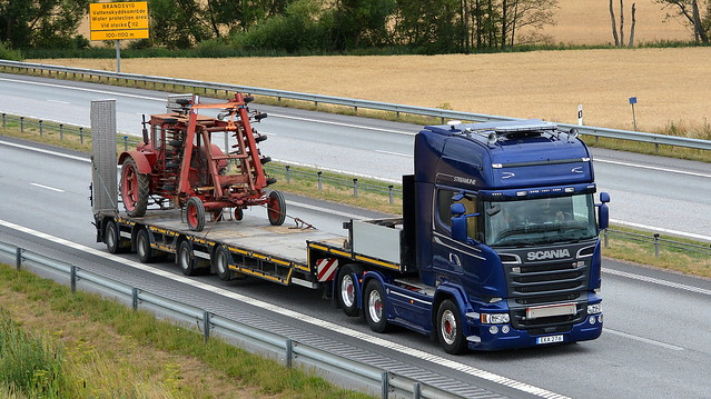 S - Scania R Streamline V8 Topline