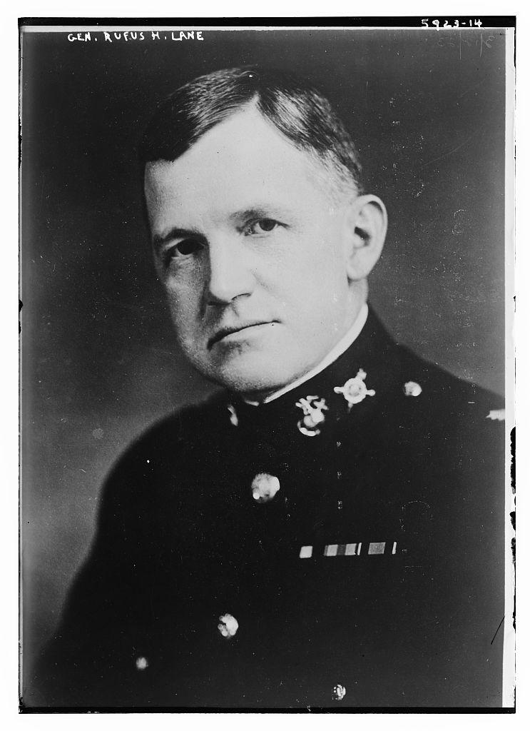 Gen. Rufus H. Lane (LOC)