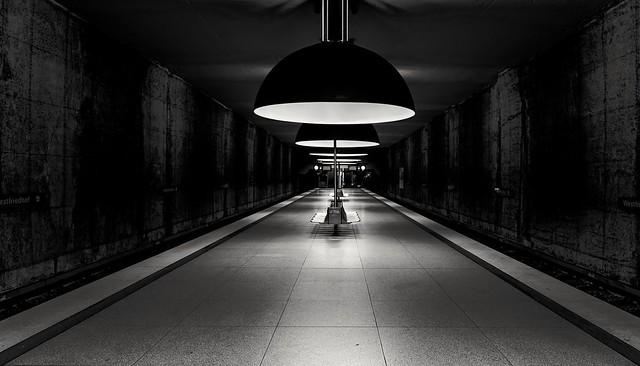 Underground U-Bahn Munich