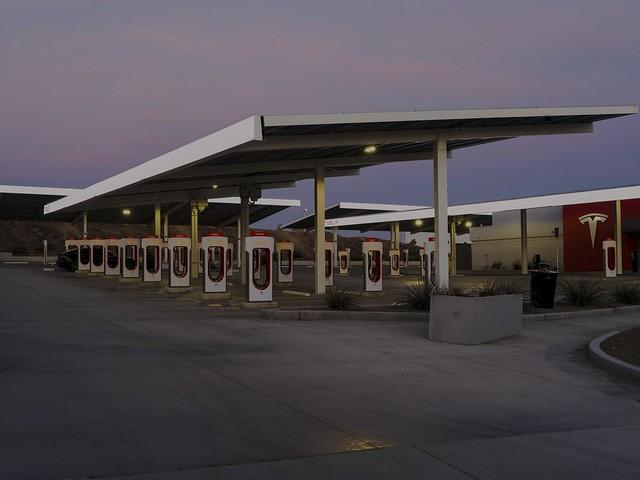 Tesla in Kettleman City