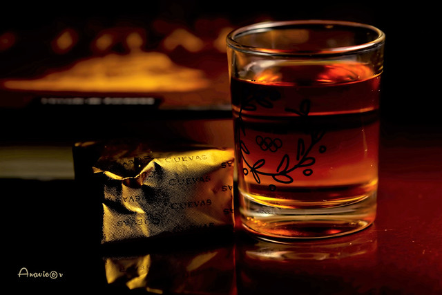 11_Shot of caramel vodka_MM