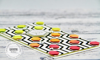 Hex card #1 closeup5 | by Gayatri Murali