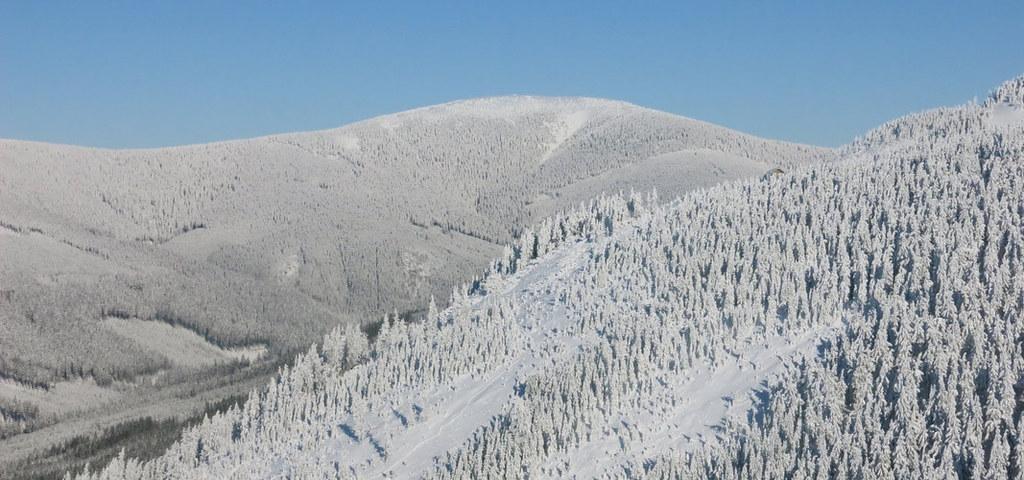 Trojmorski Wierch/Klepáč - Králický Sněžník Jeseníky - Králický Sněžník Tschechien foto 15