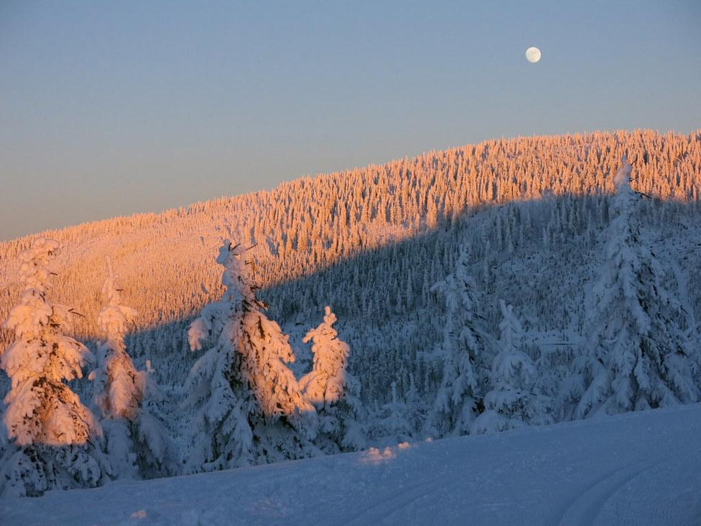 Trojmorski Wierch/Klepáč - Králický Sněžník Jeseníky - Králický Sněžník Tschechien foto 12