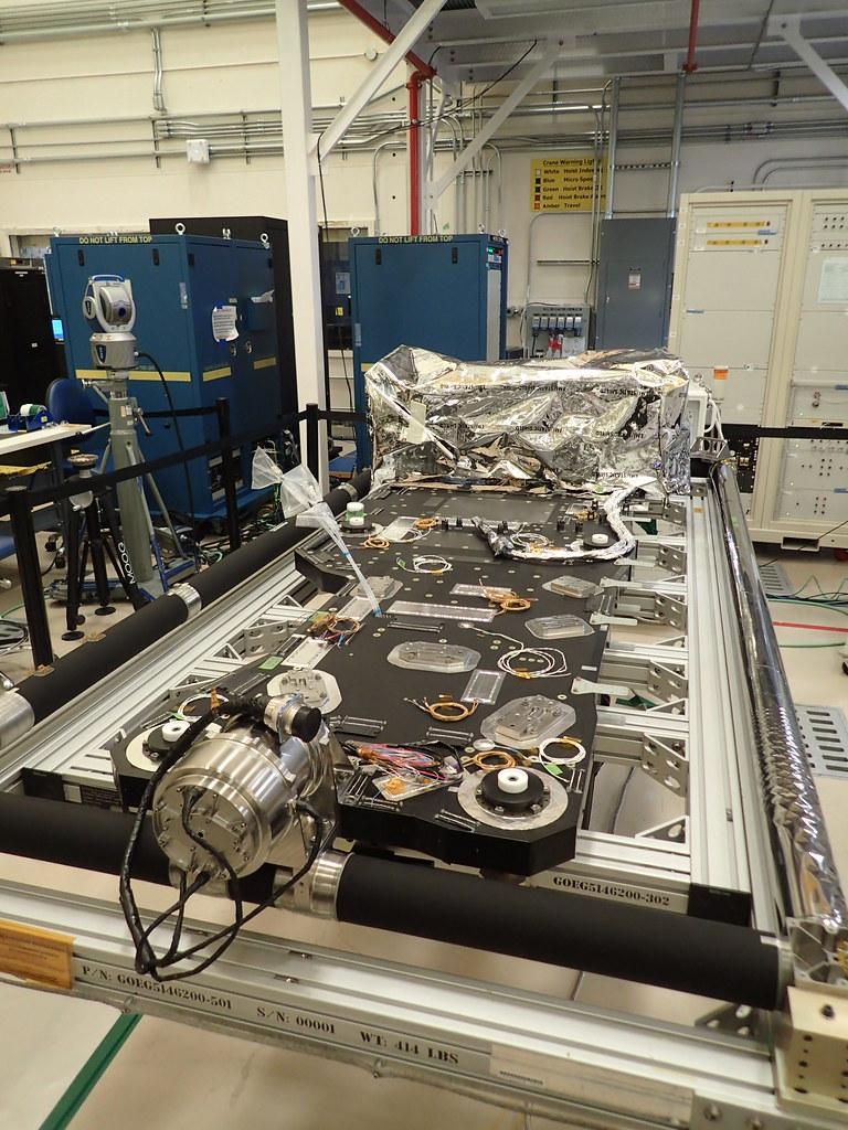 GOES-U Solar Ultraviolet Imager