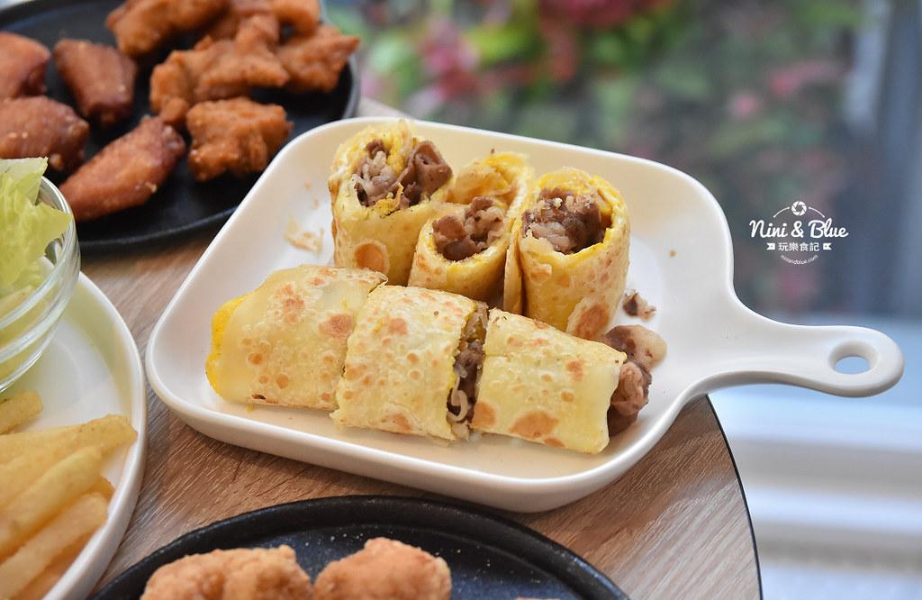 艾初早午餐 台中國美館 審計新村26