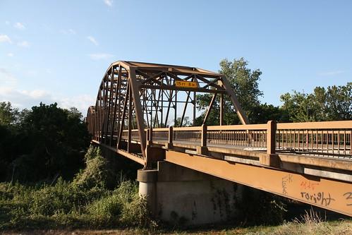 historicbridge trussbridge throughtruss thrutruss parkertruss parkerthroughtruss coloradoriver columbus coloradocounty texas