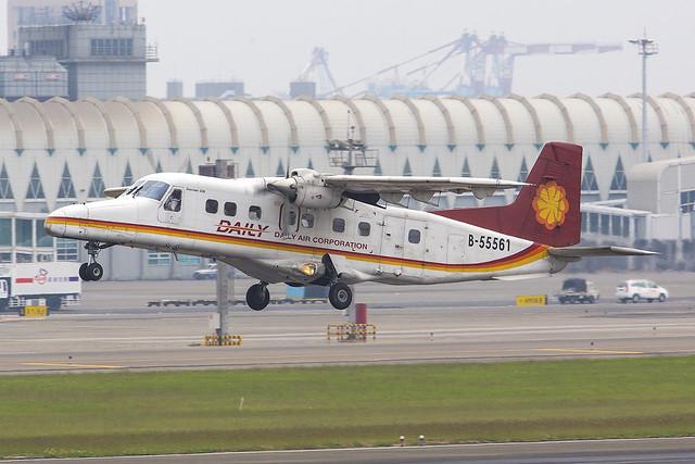 B-55561, Dornier Do228-212 Daily Air @ Kaohsiung KHH RCKH