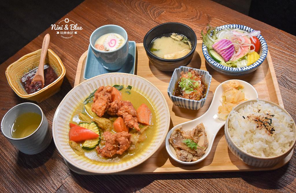 羽笠食事 台中公園 火車站美食13