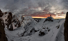 Sunset Hiru Aiako Harriak