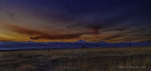 sunset mountains landscape colorado rockymountains frontrange iphone erieco colliershill