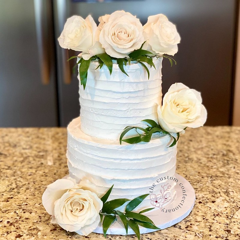 Cake by The Custom Confectionary