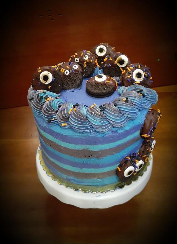 Cake by Basic Batch Bakery