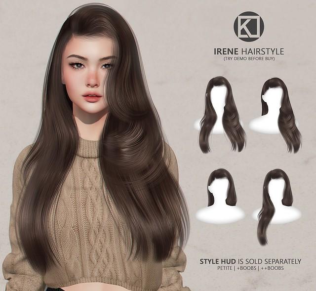 Kuni - Irene Hairstyle @ equal10