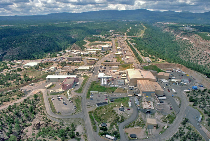 LANSCE aerial photo
