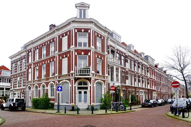 Haagse wijk Archipel