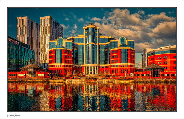 The Quays, Manchester