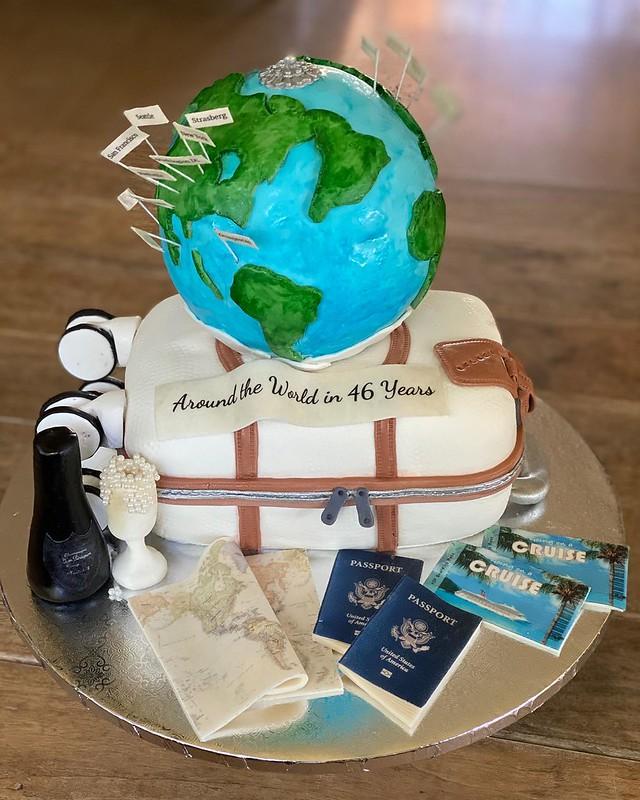 Cake by The Secret Baker