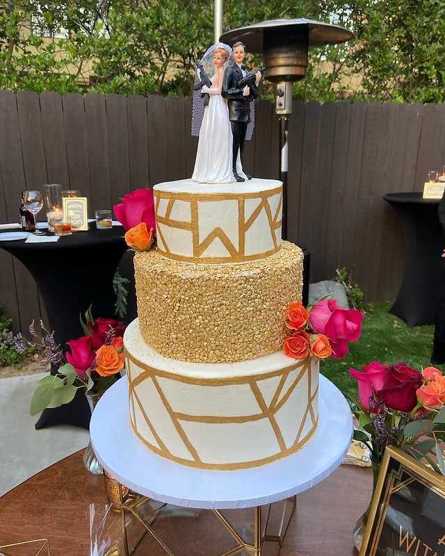 Cake by Sweet Charlie's Bakeshop