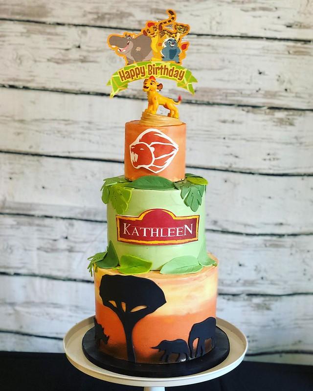 Cake by K Baking Designs