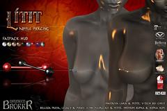 Lítit Nipple Piercing FATPACK