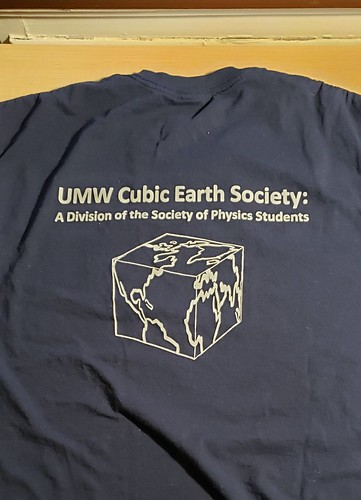Cubic Earth Shirt
