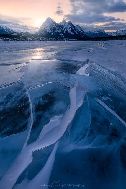 Frozen Crack (EXPLORED!)