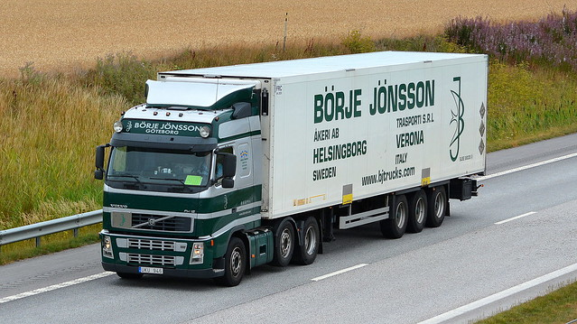 S - Volvo FH Globetrotter - Börje Jönsson