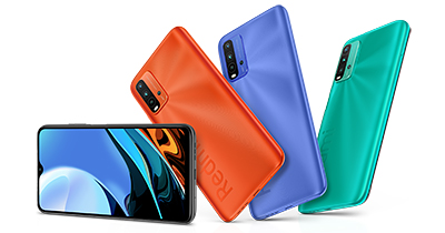 The Redmi 9T entry-level smartphone from Xiaomi offers both performance and multi-day battery life from an affordable S$199. The device is available in four delightful color variants: Carbon Gray, Twilight Blue, Sunrise Orange, and Ocean Green.