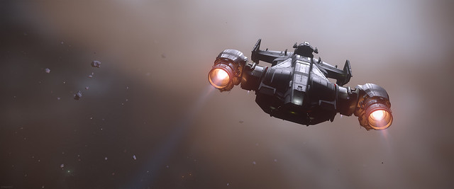 Patroling the nebula