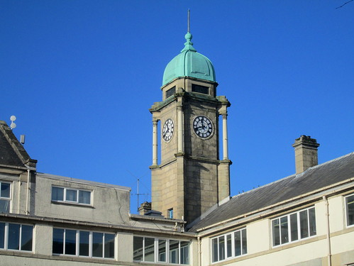 Clock Tower, Perth Academy 2