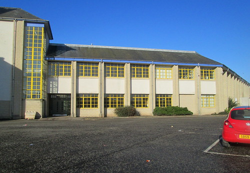 Wing of Perth Academy