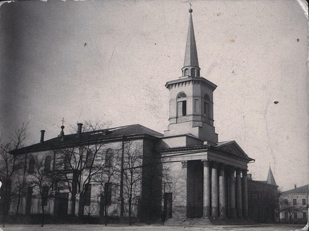 08. Старое здание лютеранской церкви Святого Павла