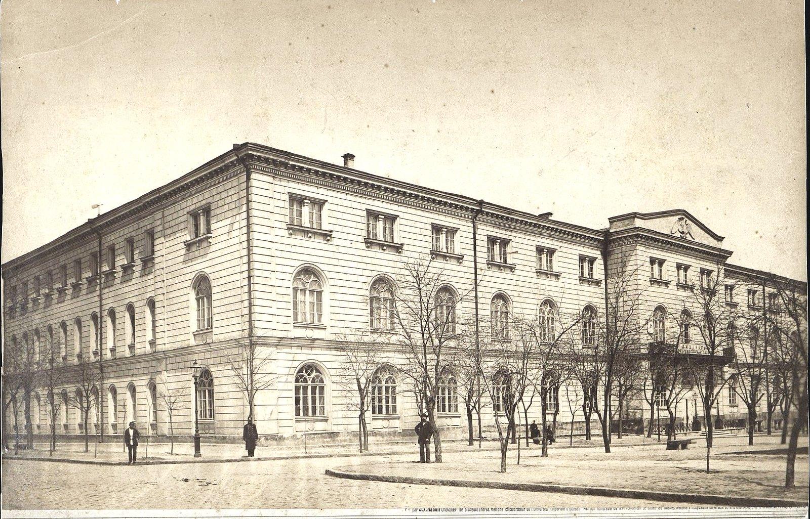 06. Новороссийский университет.  1880-е